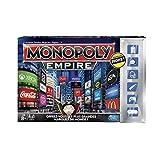 Hasbro - Monopoly Empire Gioco da Tavolo [Versione Italiana]