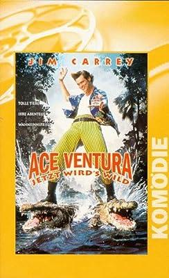 Ace Ventura - Jetzt wird's wild [VHS]