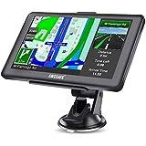 GPS Voiture Europe 7 Pouces Système de Navigation Automatique à Ecran Tactile Cartographie Europe 58 à Vie Mises à Jour gratuites de la Carte à Vie