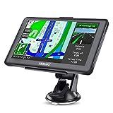 GPS Voiture Auto Europe 7 Pouces Système de Navigation Automatique à Ecran Tactile Cartographie Europe 52 à Vie Mises à Jour gratuites de la Carte à Vie