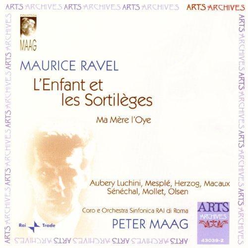 Ma Mère LOye, Suite: V. Le Jardin Féérique (Ravel) de ...