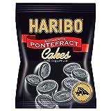 Haribo Pontefract Kuchen 160G (Packung von 6)