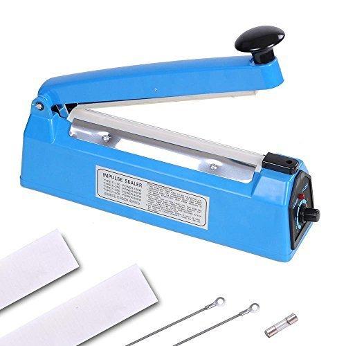 Helpful Bag Sealer Handheld Heat Impulse Sealing Manual Machine 8