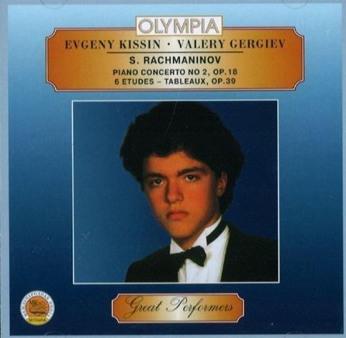 Yevgeni Kissin. Sergei Rachmaninov. Piano Concerto No. 2, Op. 18. 6 Etudes - Tableaux, Op. 39 by Kissin Evgeny, Gergiev Valery (0100-01-01)