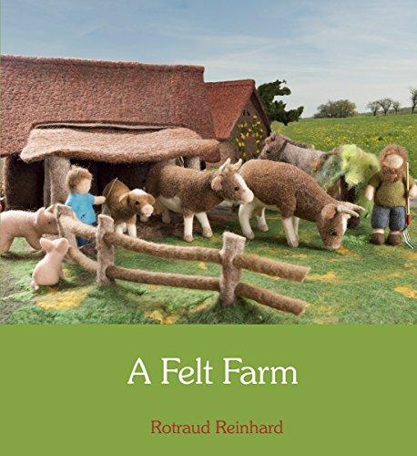 A Felt Farm por Rotraud Reinhard