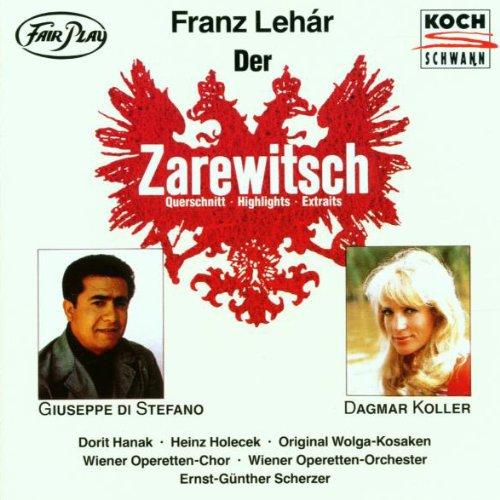 Zarewitsch-Hlts [Import anglais]