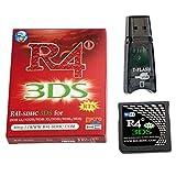 Tarjeta Micro SDHC de R4I-SDHC 3DS RTS,Kit de Flash de la Tarjeta adaptadora para NDS NDSL NDSI 3DS 3DSLL