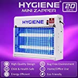 Hygiene™ 20W Mini Zapper Insect Killer Insect Catcher Bug Zapper Repellent Fly Swatter UV Tube Insect Killer Machine