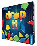 Giochi Uniti–Drop It–Brettspiel, Mehrfarbig Italienische Version Mehrfarbig