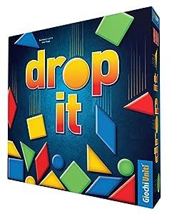 Giochi Uniti-Drop it-Juegos de Mesa, Versión Italiana