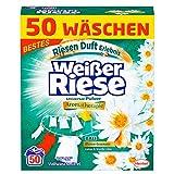 Weißer Riese Universal Pulver Aromatherapie, Bali Lotus & Weiße Lilie, 1er Pack (1x50 WL)