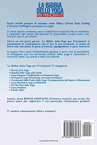 Zoom IMG-1 la bibbia dello yoga per