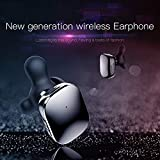 BASEUS Encok in-Ear Truly Wireless Bluetooth Headset V4.2 Earphone with Microphone - Black