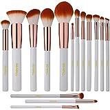 BS-MALL TM Premium Synthetic Kabuki Makeup Brush Set Cosmetics Foundation Blending Blush Eyeliner Face Powder...