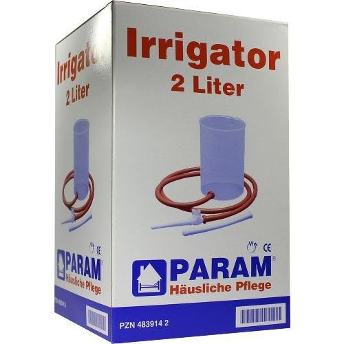 IRRIGATOR komplett Kunststoff 2 l 1 St