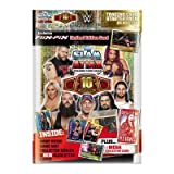 Topps WWE Slam Attax 10 Schede Di Trading Starter Pack Album Con Limited Edition