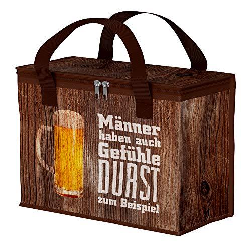 Preis am Stiel Kühltasche Männergefühle   Picknicktasche   Campingtasche   Outdoor   Isoliertasche   Kühlbox