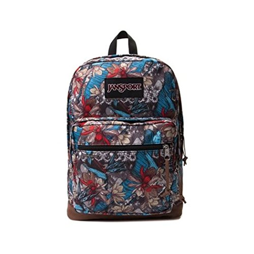 Jansport Right Expressions Floral Backpack