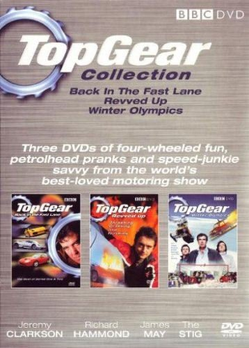 Top Gear - Back in The Fast Lane: Best of Series 1 and 2 [3 DVDs] [UK Import] (Top Gear-serie 1)