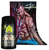 Fan Edition B.A.M. Shredded Biatch Fatburner Fettbrenner Fettverbrennung Diät Bodybuilding 60 Kapseln inkl. Jil Poster Mit Signatur