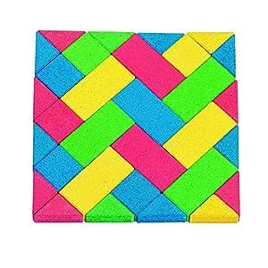ANKER- Puzzles 3DPuzzles 3DANKERJuego de Mosaico Lelona, (1)
