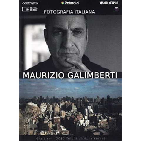 Maurizio Galimberti. Fotografia italiana. DVD: