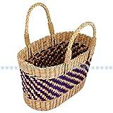 JGC River Grass Grocery Bag