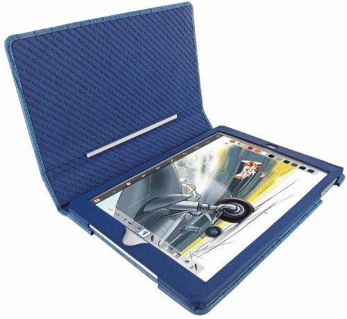 piel-frama-folio-style-etui-en-cuir-pour-ipad-air-motif-crocodile-optique-bleu