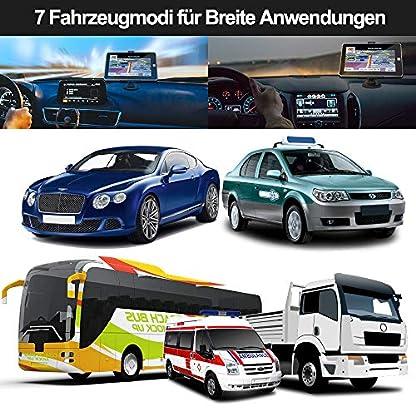 ODLICNO-Auto-Navigation-GPS-Navi-Navigationsgert-7-Zoll-Touchscreen-mit-Lebenslangen-Kostenlosen-Kartenupdates-52-EU-Landkarten-2019-fr-Auto-LKW-PKW-KFZ-Taxi-Wohnmobil-Mehrsprachig