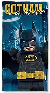 Familando 'LEGO Batman Telo Mare 70x 140cm Movie 100% cotone