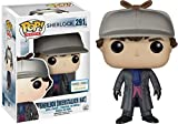 FunKo 023914 Pop Television : Sherlock Holmes mit Deerstalker Hat 291 Vinyl Figure
