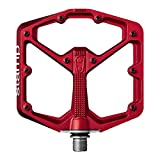 Crankbrothers Stamp Pedal Large rot - rot