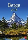 Berge - Kalender 2016 - Heye-Verlag - Wandkalender - 23 cm x 33 cm
