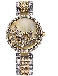 FAY Reloj de Cuarzo para Mujer, Pantalla analógica, Reloj de Cuarzo para Damas con