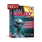 Lost Galaxy - The Intergalactic Card Game, Kartenspiel für Kinder ab 8 Jahren und Erwachsene I rudy games innovative Gesellschaftsspiele Familie I Spielkarten Familienspiel Legespiel