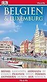 Vis-à-Vis Reiseführer Belgien & Luxemburg: mit Mini-Kochbuch zum Herausnehmen