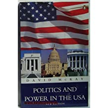 Politics And Power in the USA (Penguin politics)