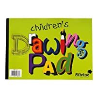 Other Childrens Drawing Pad 20 Sheets A4
