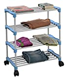 #7: Parasnath Smart Shoe Rack with 4 Shelves/ 4 LAYER SHOES STAND (Lifetime Warranty*MADE IN INDIA)