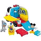 La Casa De Mickey Mouse - Set de juego, Mickey ambulancia (Mattel BDJ82)