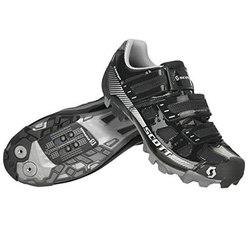 Scott Comp Mountain Bike da donna scarpe Nero 2015