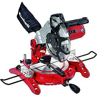 Einhell schwenkbarer Sägekopf, Laser Ingletadora TC-MS 2513 l Potencia 1600 w, Rojo