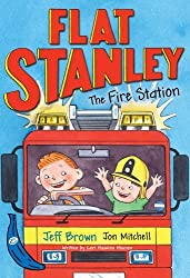 Flat Stanley and the Fire Station: Blue Banana (Banana Books) by Jeff Brown (2012-03-05)