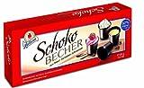 Halloren Spezialitäten Schokobecher, 2er Pack (2 x 125 g)