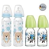 Flaschen-Verschlussplättchen für Babys