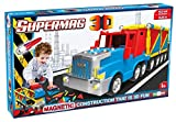 Plastwood 0610 – Supermag 3D Truck Construction Toy Colourful