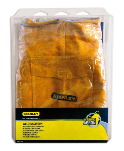 Stanley 460402 Tablier de protection en cuir