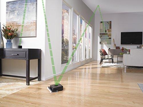 irobot Braava 390t robot Laveur de sols, balaye et lave les sols, nettoie plusieurs pièces e les grands espaces