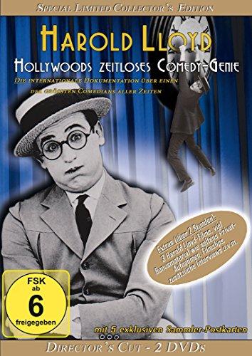 Harold Lloyd: Hollywoods zeitloses Comedy-Genie