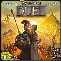 Repos Production 7 Wonders - Duel - jeu autonome pour 2 joueurs